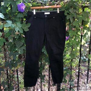 Ann Taylor Loft skinny jeans 30
